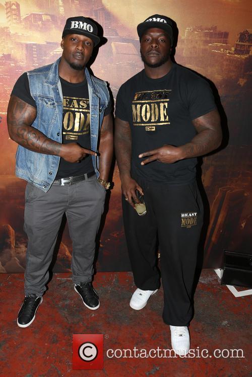 Dele Akinfenwa and Adebayo Akinfenwa 2