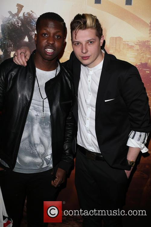 Jamal Edwards and John Newman 1