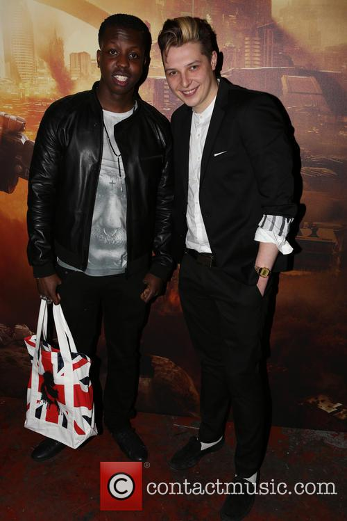 Jamal Edwards and John Newman 4
