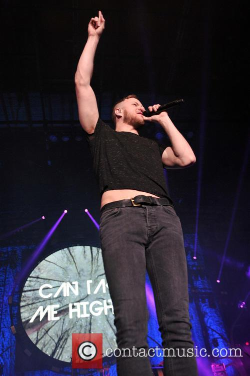 Imagine Dragons and Dan Reynolds 11