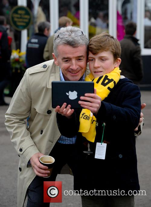 Michael O'leary and Finley Marsh 5
