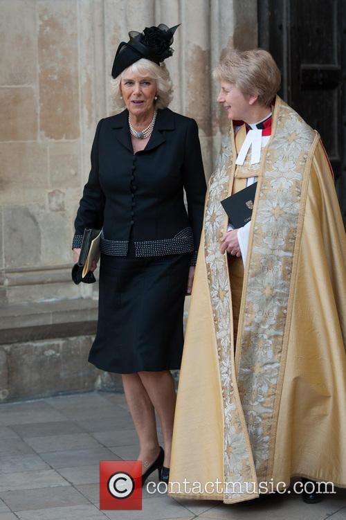 Camilla and Duchess Of Cornwall 3
