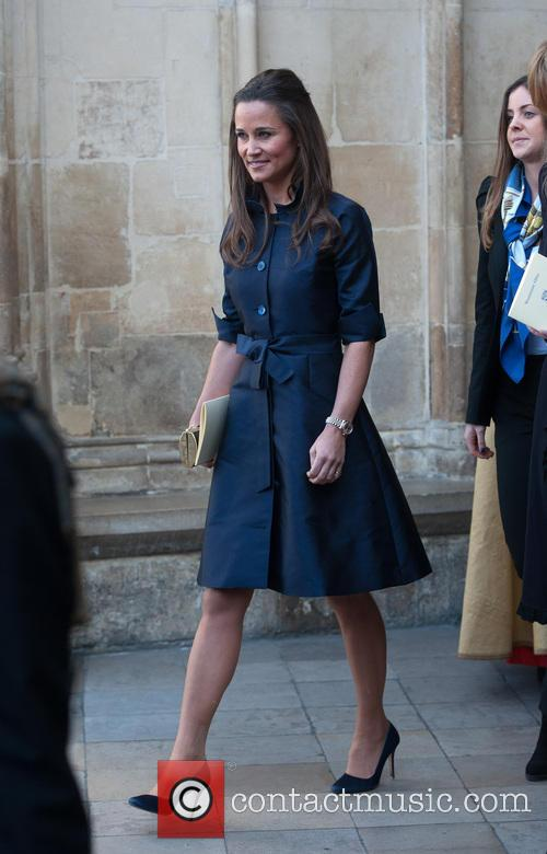 pippa middleton david frost memorial unveiling departures 4108032