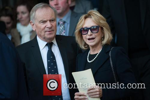 Jeffrey Archer and Felicity Kendal 2