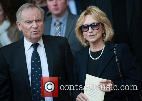 Jeffrey Archer and Felicity Kendal 1