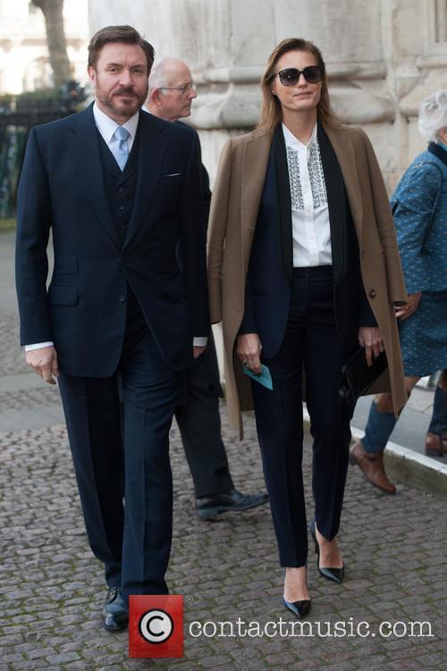 Simon Le Bon and Yasmin Le Bon 1