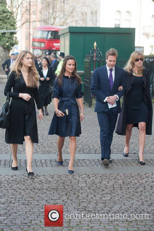 Pippa Middleton, Ben Fogle and Marina Fogle 3