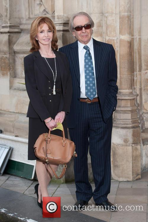 Jane Asher and Gerald Scarfe 4