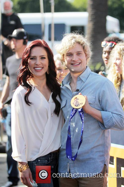 Sharna Burgess and Charlie White 5