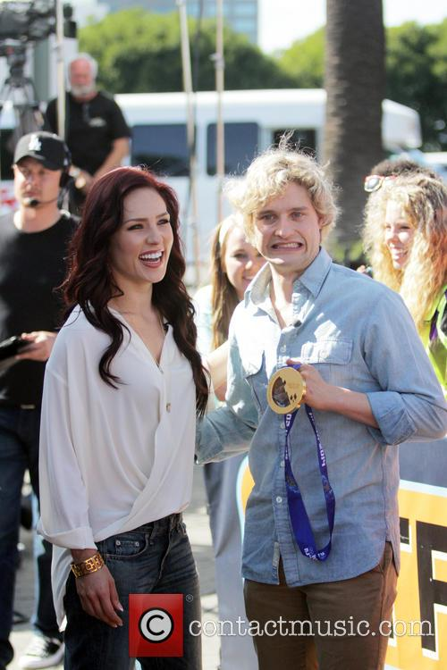 Sharna Burgess and Charlie White 7