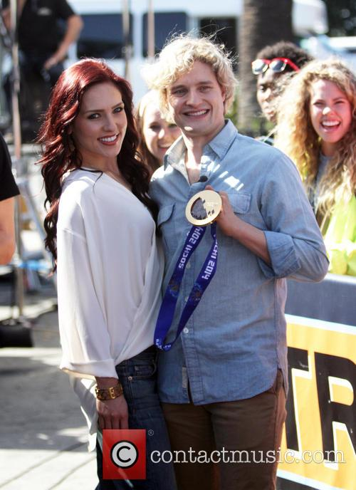 Sharna Burgess and Charlie White 8