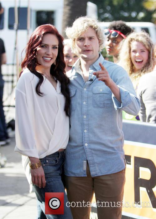 Sharna Burgess and Charlie White 9