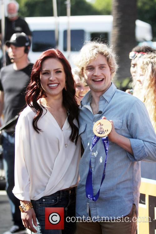 Sharna Burgess and Charlie White 11