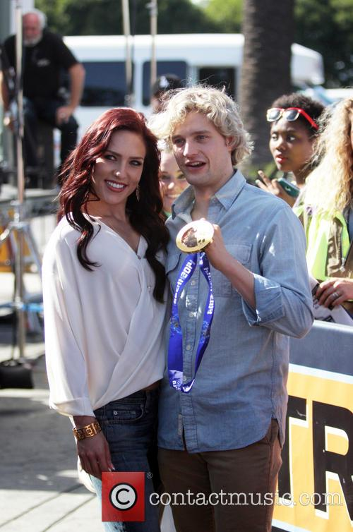 sharna burgess charlie white dancing with the stars 4109609