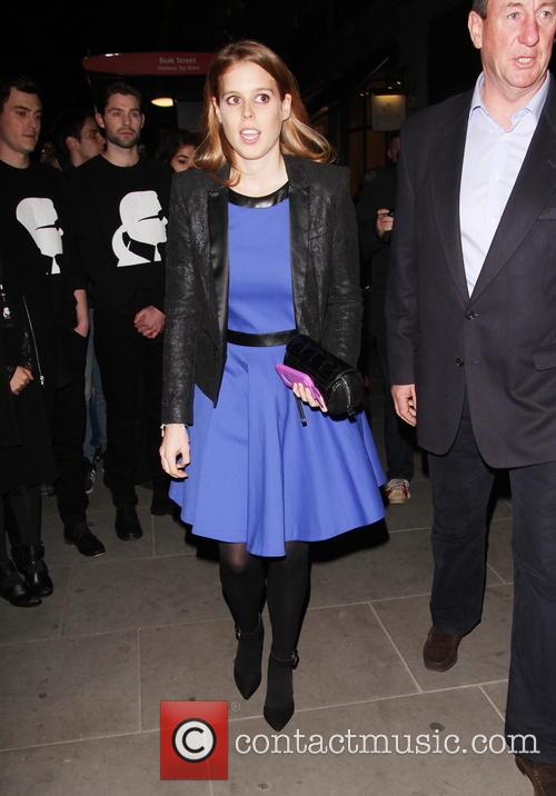 Princess Beatrice 1