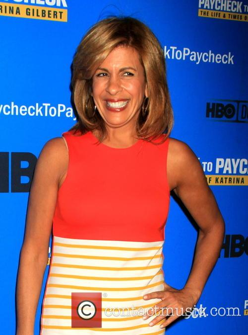 Paycheck, Hota Kotb and The  3