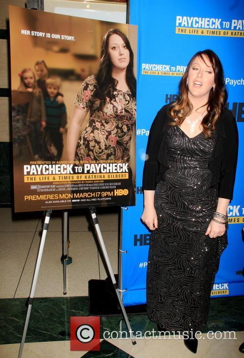 Paycheck, Katrina Gilbert and The  2