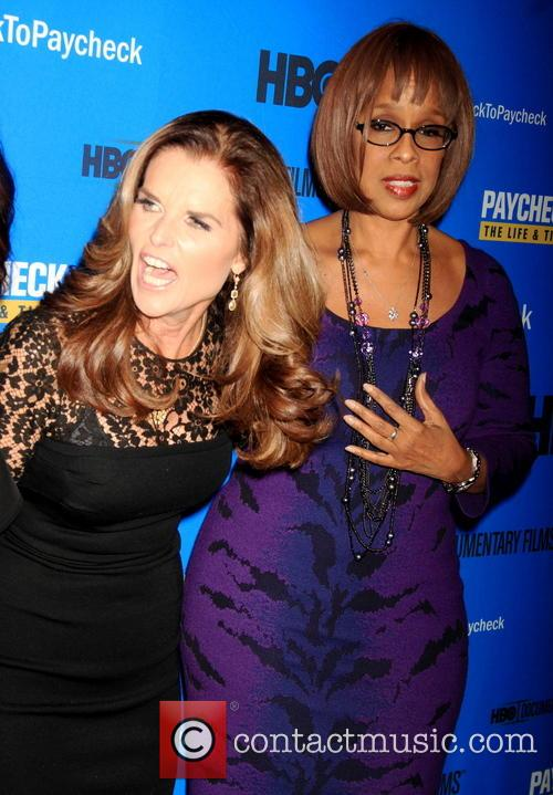 Maria Shriver and Gayle King 10