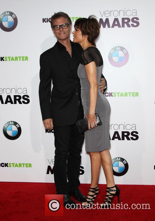 Harry Hamlin and Lisa Rinna 3