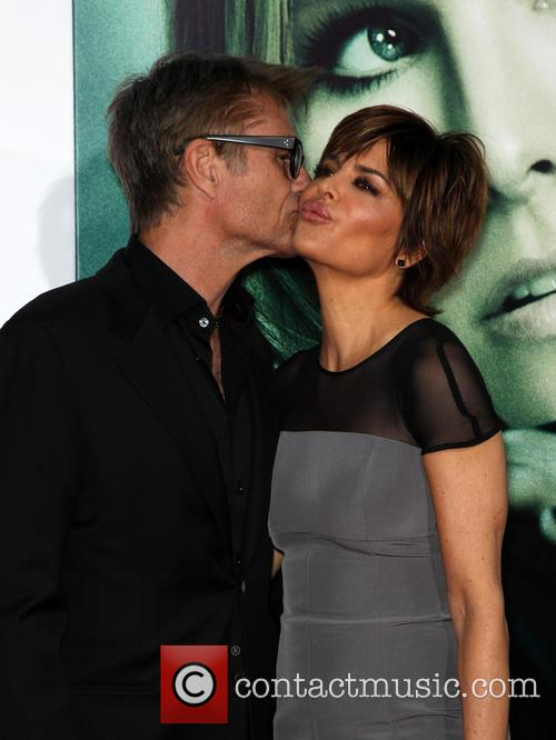 Harry Hamlin and Lisa Rinna 4