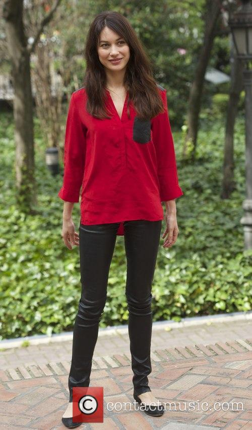 olga kurylenko a perfect day madrid photocall 4109769