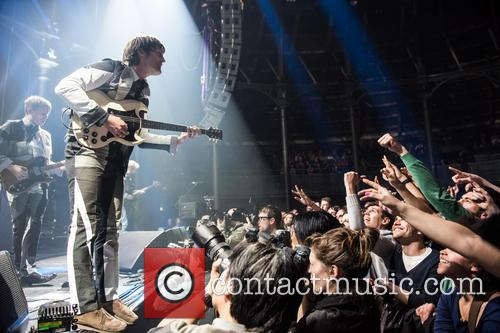 Franz Ferdinand performs live in London