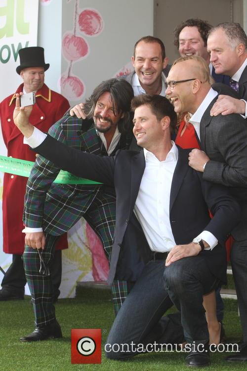 Laurence Llewelyn-bowen and Gregg Wallace 7