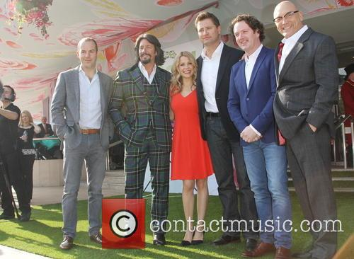 Laurence Llewelyn-bowen, Gregg Wallace and Melinda Messenger 1