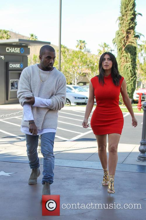 Kanye West and Kim Kardashian 16