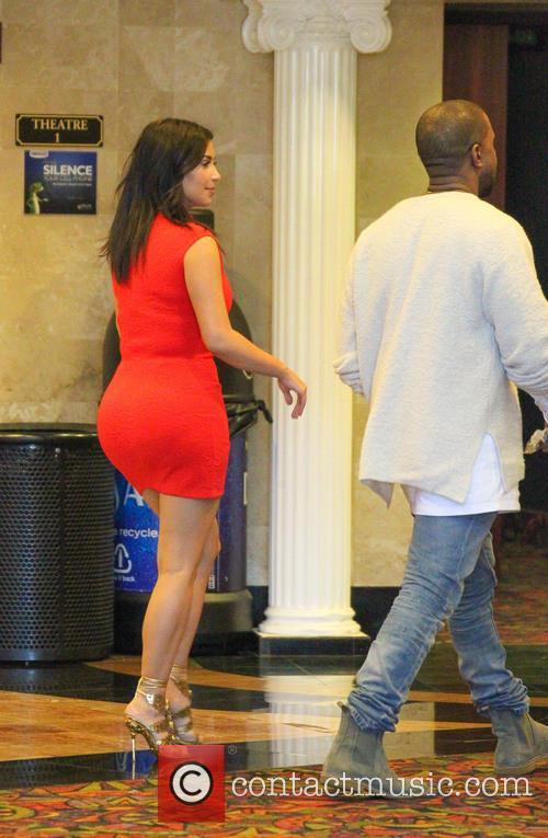 Kanye West and Kim Kardashian 29