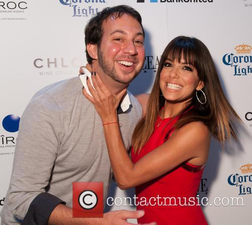Jared Shapiro and Eva Longoria 2