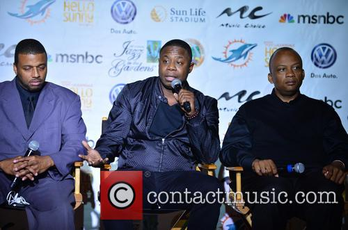 The , Melton Mustafa Jr., Doug E. Fresh, Oliver G. Gilbert III, Pangea Lounge