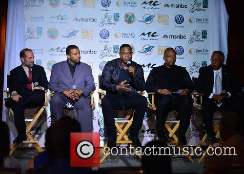 The , Scott Gartner, Melton Mustafa Jr., Doug E. Fresh, Oliver G. Gilbert III, Al Tucker, Pangea Lounge