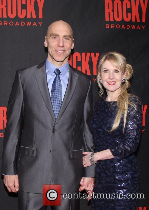 Rocky, John Schiappa and Patty Wilcox 4