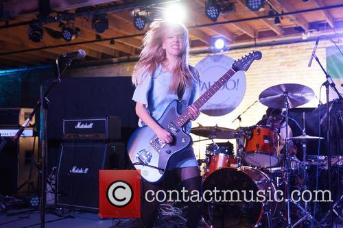 Blondie and Lauren Larson 1
