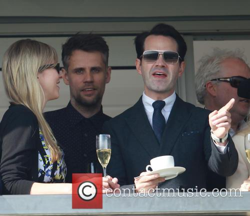 Jimmy Carr and Richard Bacon 6