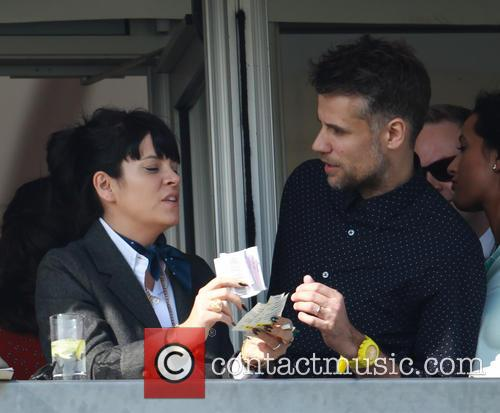 Lily Allen, Richard Bacon