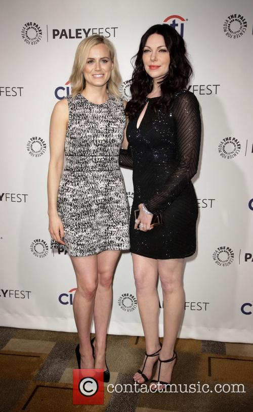 Taylor Schilling and Laura Prepon 7
