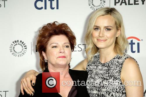 Kate Mulgrew and Taylor Schilling 10