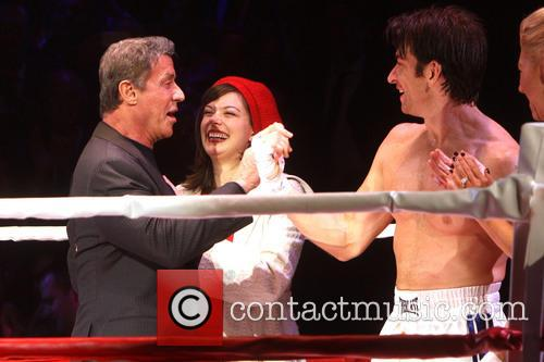 sly stallone rocky the musical