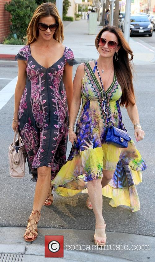 Amy Rose and Kyle Richards 3