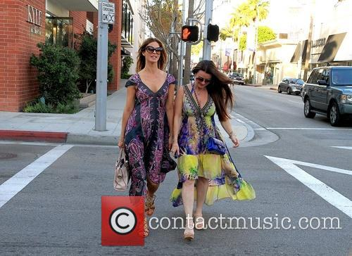 Amy Rose and Kyle Richards 4