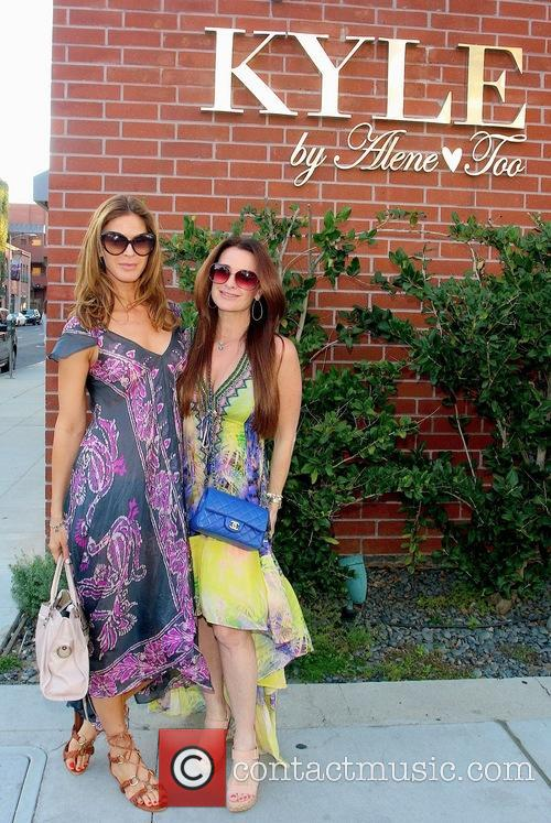 Amy Rose and Kyle Richards 5