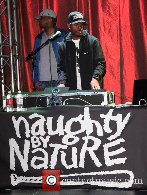 Naughty By Nature, Dj Kay Gee and The Legends 6