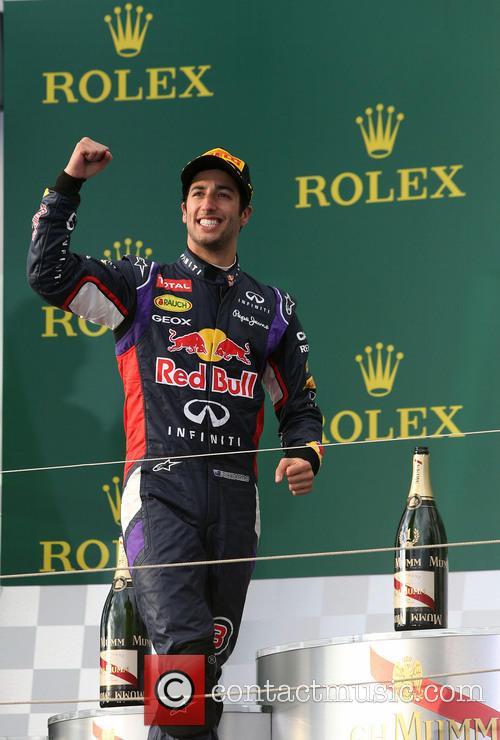 Daniel Ricciardo 5