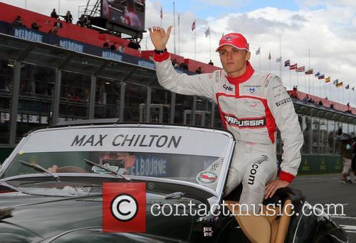 Max Chilton 2