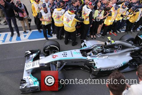 Nico Rosberg 11