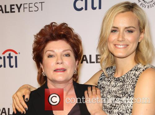 Kate Mulgrew and Taylor Schilling 2