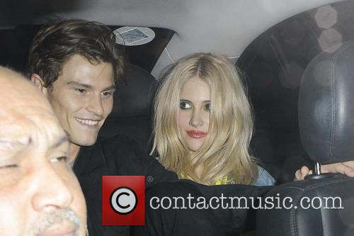 Pixie Lott and Olivier Cheshire 3