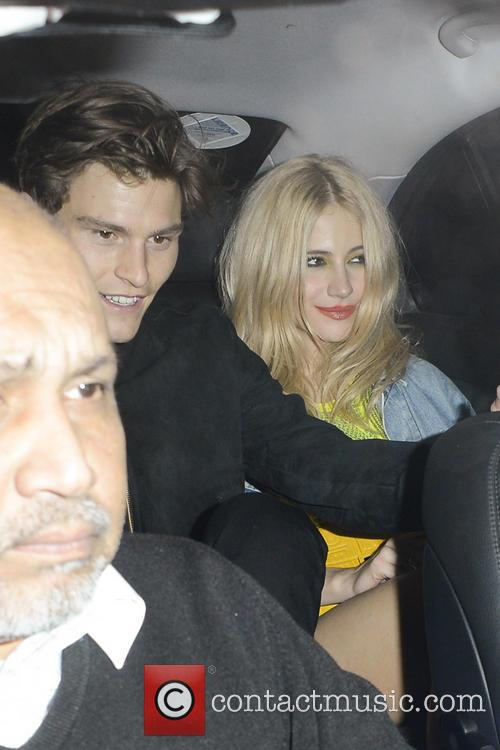 Pixie Lott and Olivier Cheshire 10
